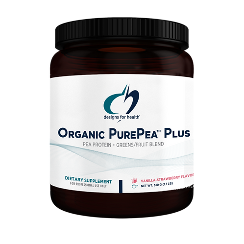 Organic PurePea Plus (Pea protein+Greens/Fruit Blend)
