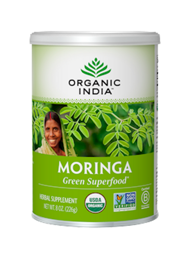 Moringa Green Superfood - Organic India