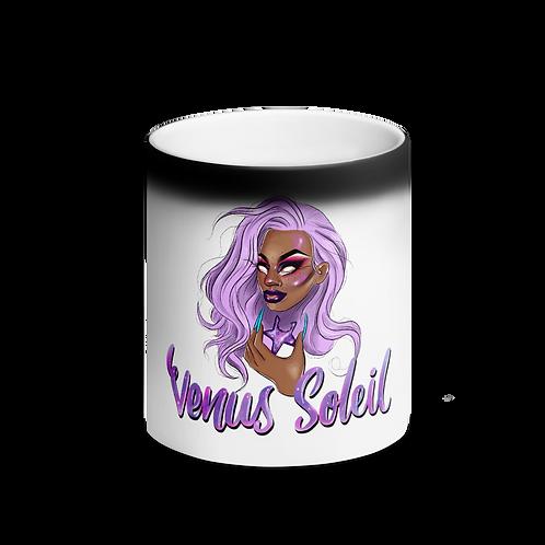 So-Slay Matte Black Magic Mug