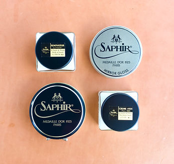 Saphir Medaille D'or Shoe Polishes - Made in France