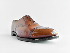 Cheaney Lowry - After Polish: Mirror Finish - Angle View