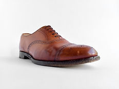 Cheaney Lowry - Before Polish - Angle View
