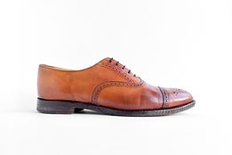 Cheaney Lowry - Before Polish - Side View
