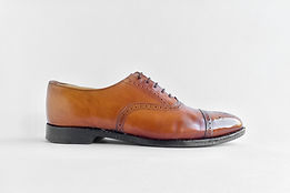 Cheaney Lowry - After Polish: Mirror Finish - Side View