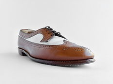 Allen Edmonds Amherst - After Polish - Angle View