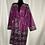 Thumbnail: Oversized Kimono | Grape Vine