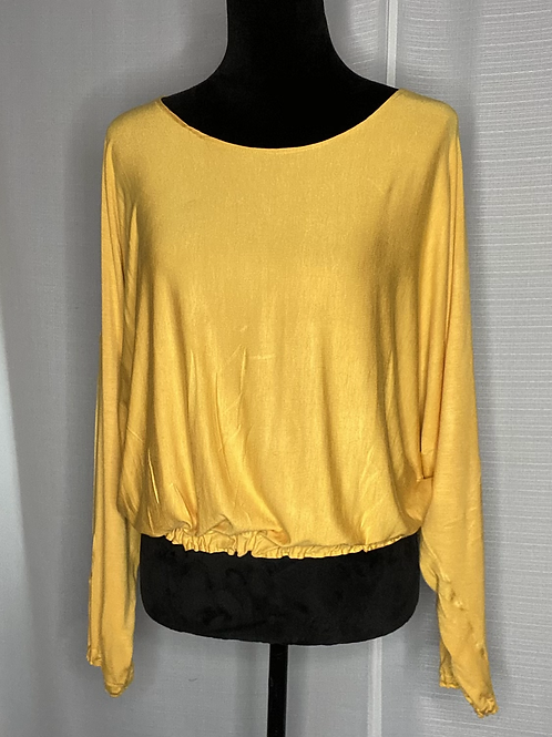 Comfort Top | Canary Yellow