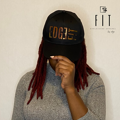 FIT Performance Hat | Golden Unicorn Logo