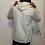 Thumbnail: FIT Zipper Pocket Hoodie   Grey
