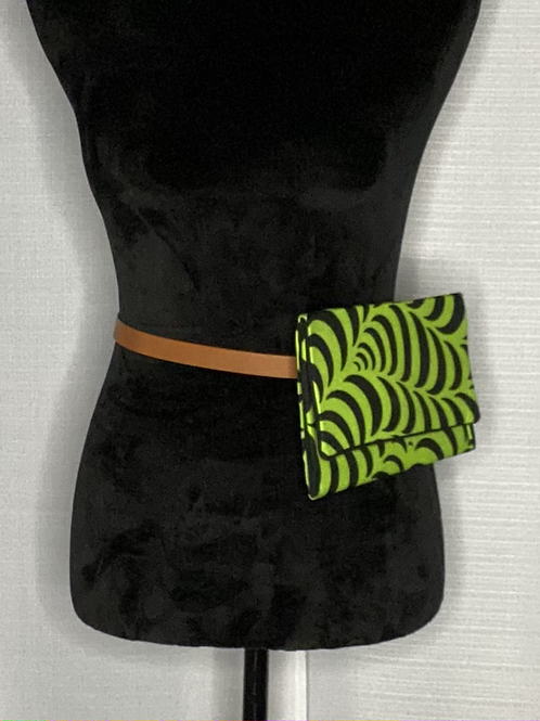 Our Signature Pouch | Lime Green