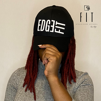 FIT Performance Hat | White Logo
