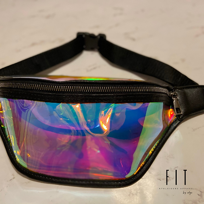 FIT Holographic Fanny Pack