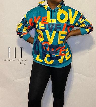 FIT Love Hoodie