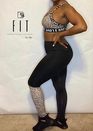 FIT Leopard Love Workout Set