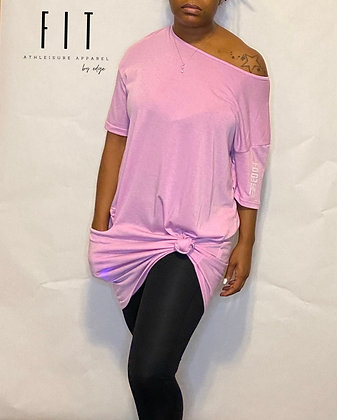 FIT Off The Shoulder Tunic