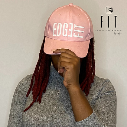 FIT Performance Hat | Light Pink