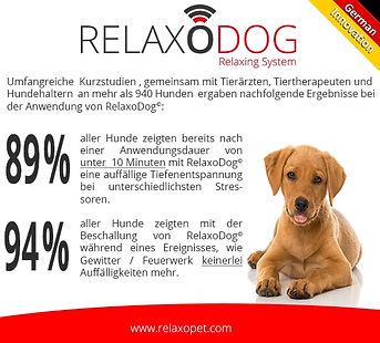 RelaxoDog Studie