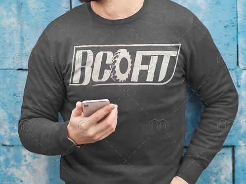 BCoFit logo sweatshirt/hoodie