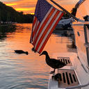Catskill Creek Sunset