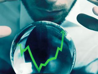 Previsão de crescimento para 2021