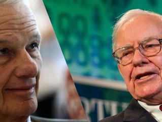 Ninguém acerta sempre - Que o diga Jorge Paulo Lemann e Warren Buffett