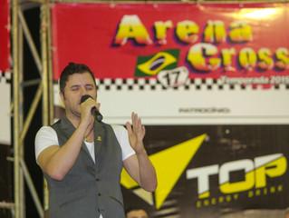 Maurício Manieri participará da abertura oficial do Arena Cross 2017 em Caraguatatuba