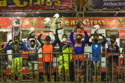 Campeões da categoria 65cc