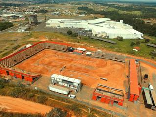Tudo pronto para a abertura da temporada do Arena Cross em Botucatu-SP