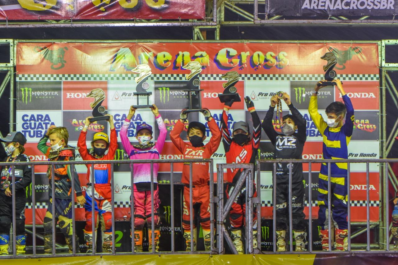 Campeões da categoria 50cc