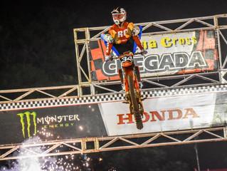 Caraguatatuba recebe primeira etapa do Arena Cross 2021