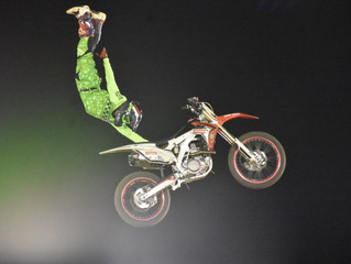 Final do Arena Cross no Salão Duas Rodas terá grandioso show de Freestyle