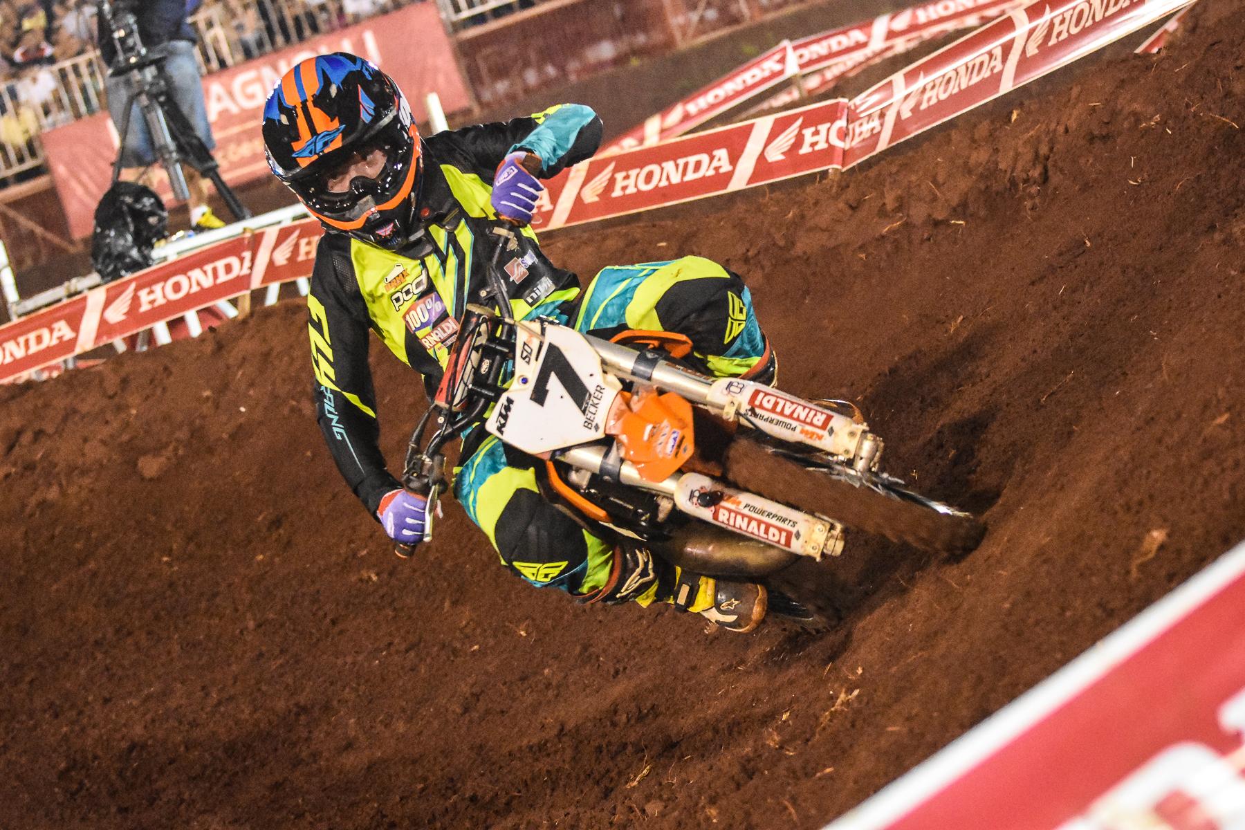 AX - Rafael Becker 50cc