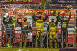 Campeões da categoria AX2