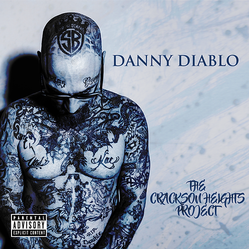 """Danny Diablo """"The Crackson Heights Project"""" CD"""