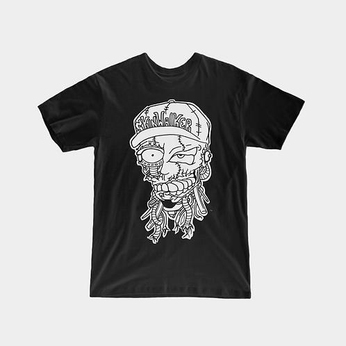 Skribbal Skinwalker T-Shirt (Black)