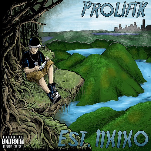 "Prolifik ""Est IIXIXO"" CD"