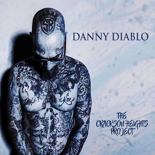 "Danny Diablo - ""Crackson Heights"" CD"
