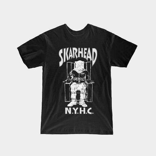 """Skarhead """"Death Row"""" T-Shirt (Black)"""