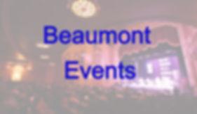 jefferson theatre beaumont events