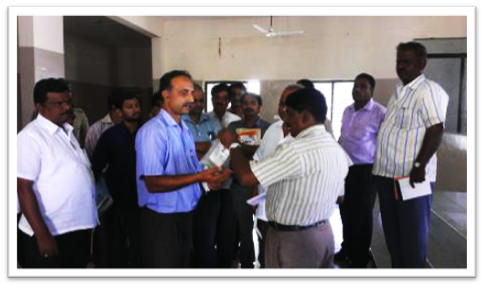 For pwd engineers in davanagere region