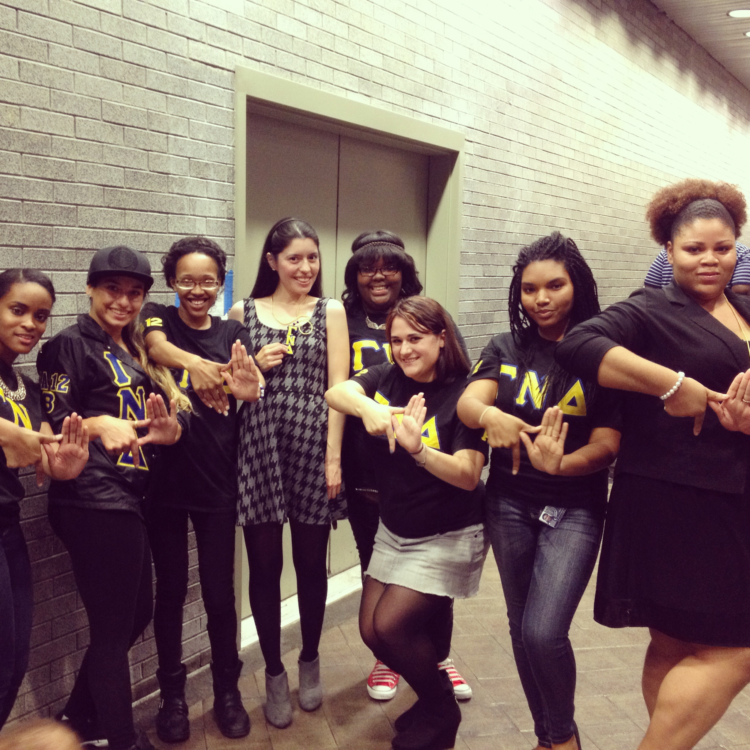 Meet the Greeks at CCNY!