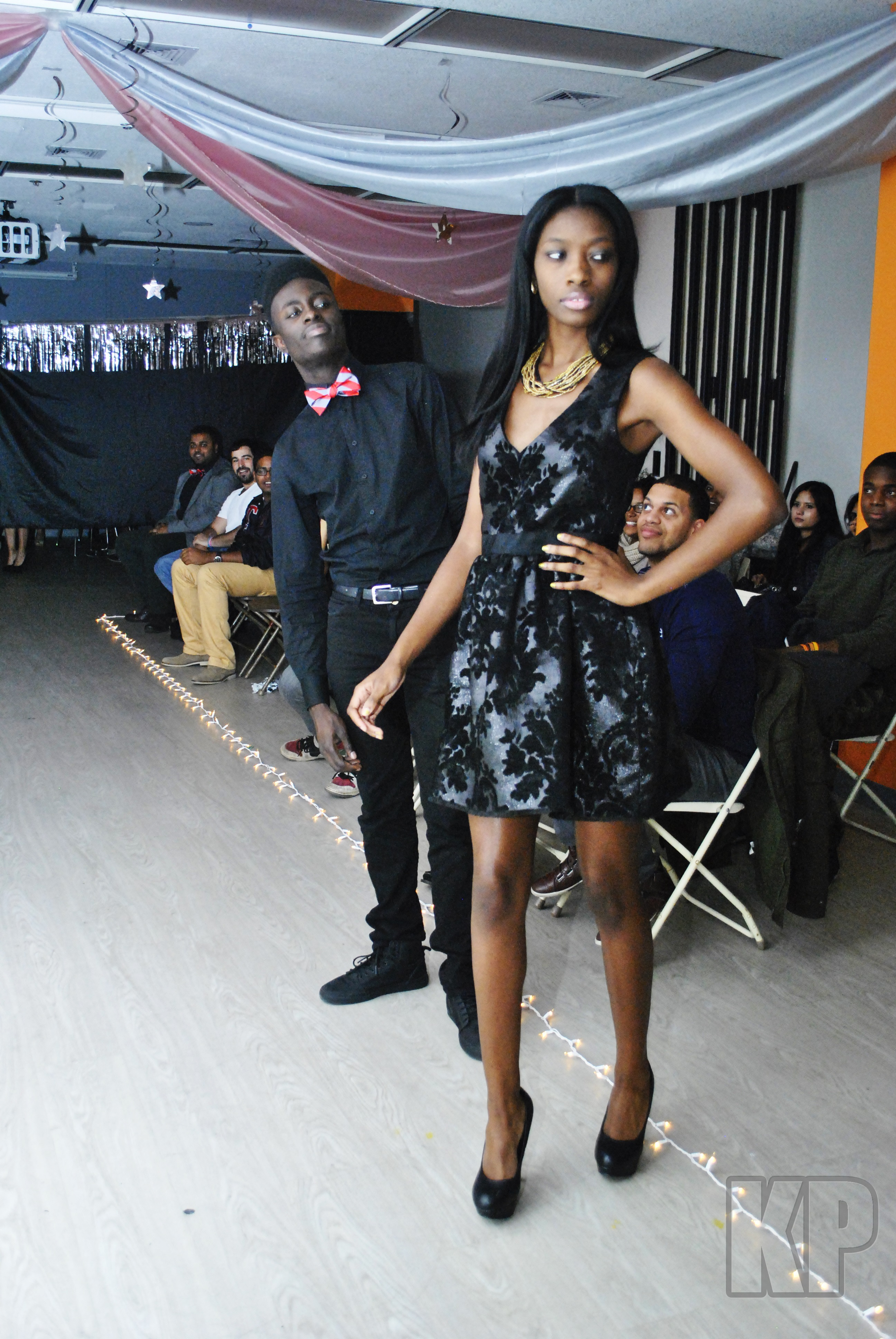 Fashion Show at CCNY!