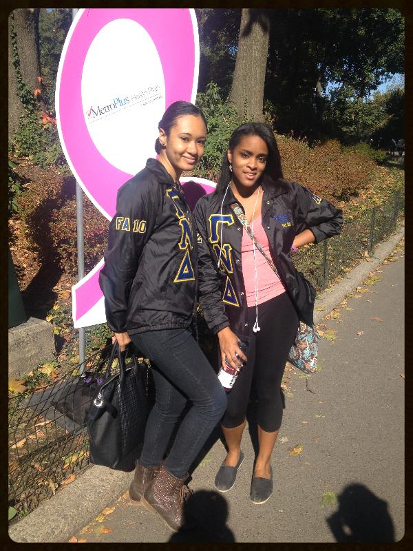 Breast Cancer Walk!