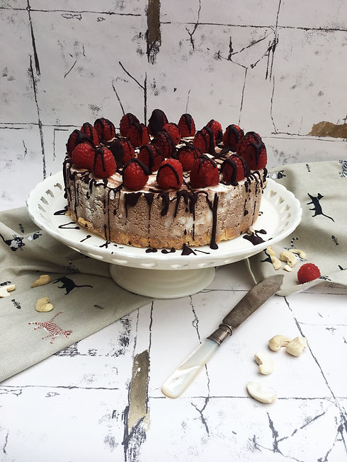 Chocolate marble cheesecake edited 1.JPG