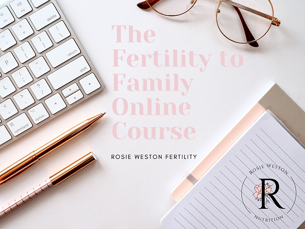 The Fertility to Family Online Course-2.