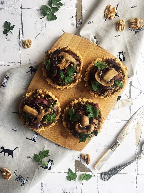 Mushroom tartlets 1.JPG