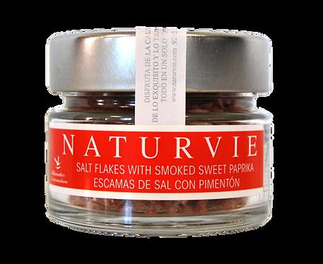 Escamas de Sal con Pimentón