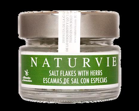 Escamas de Sal con Especias