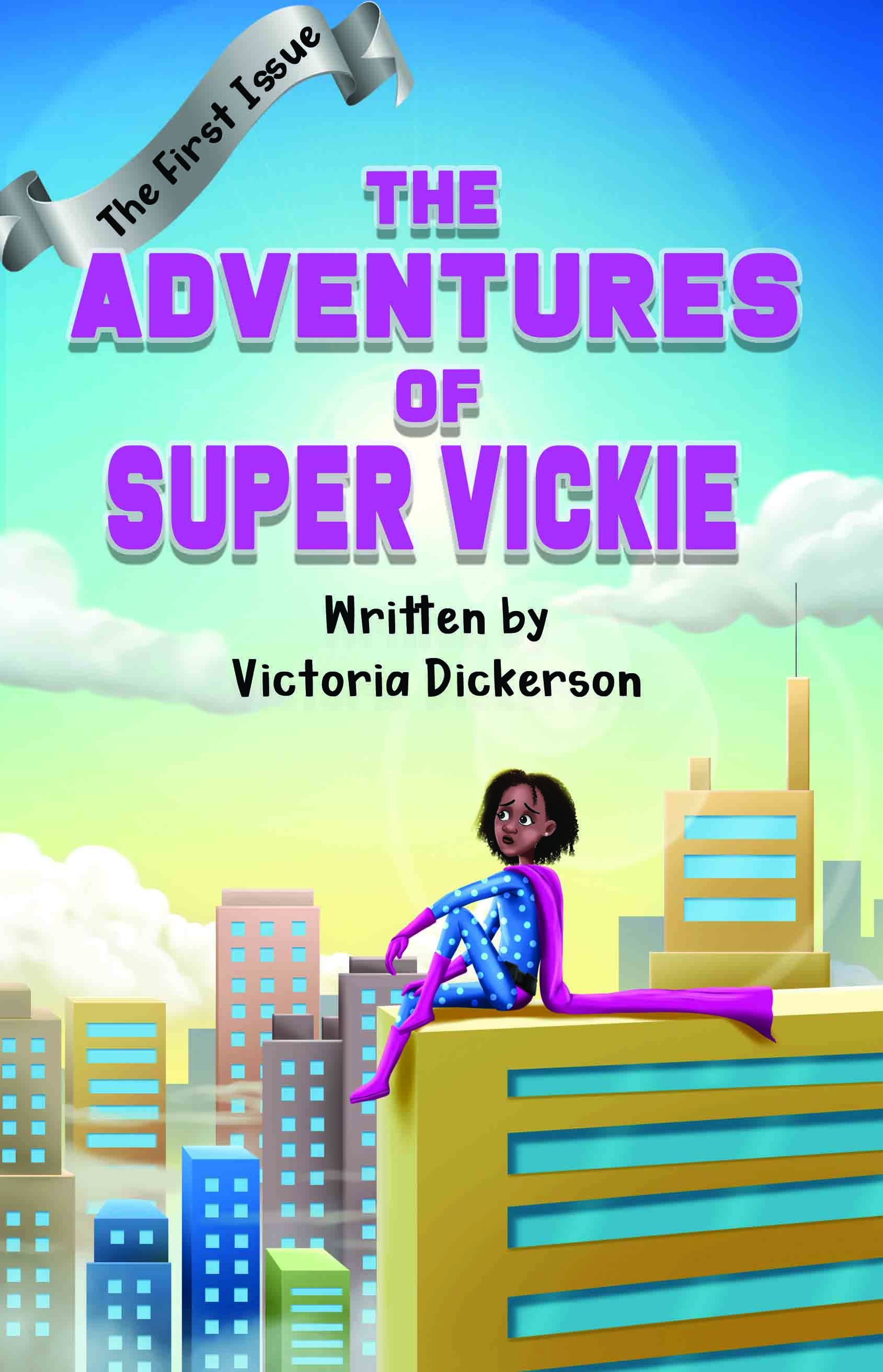 Super Vickie Cover