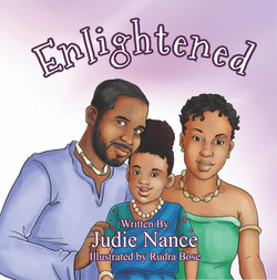 Enlightened front cover